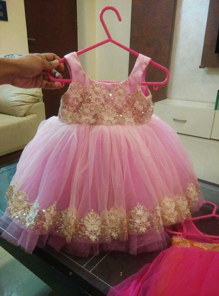 137 best Party wear for baby girls images on Pinterest | Little girl ...