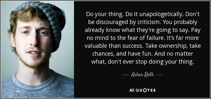 """Discover Asher Roth famous and rare quotes. Share Asher Roth quotations about fun, hip hop and water. """"Do your thing. Do it unapologetically. Don't be..."""""""