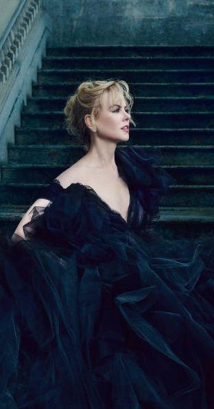Nicole Kidman ~ Harper's Bazaar