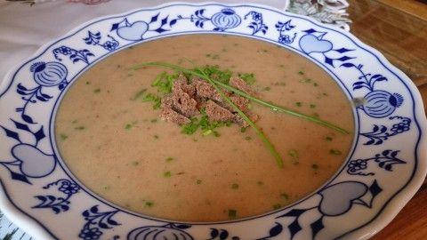 Žitná chlebová polévka z Krkonoš - Powered by @ultimaterecipe