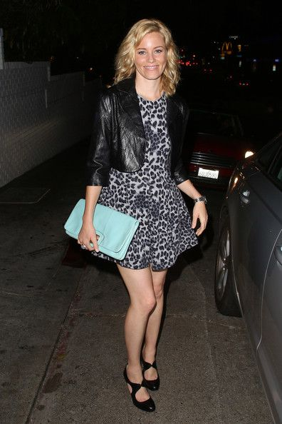 Elizabeth Banks Halter Dress - Elizabeth Banks Looks - StyleBistro