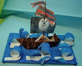 pirate ship craft ideas 1000 ideas about pirate ship craft on paper 5208