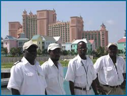 Nassau - Water Taxi - transportation between Paradise Island and the Nassau mainland