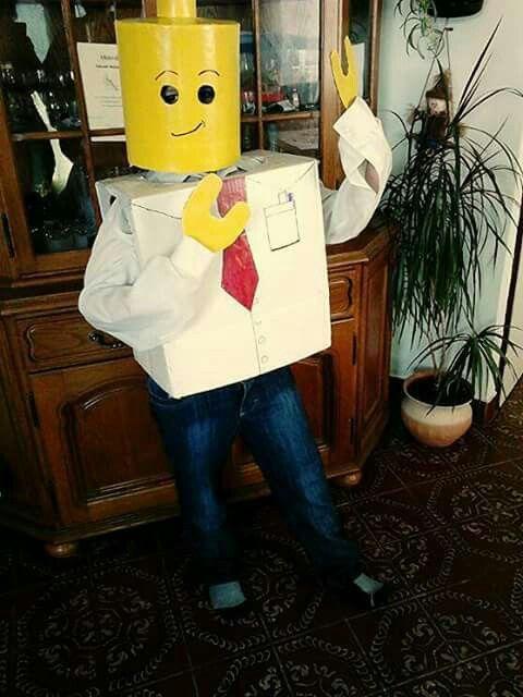 Lego jelmez! :)