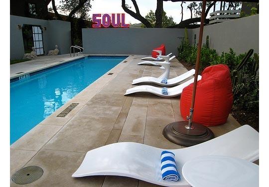pool at Hotel St. Cecilia Austin