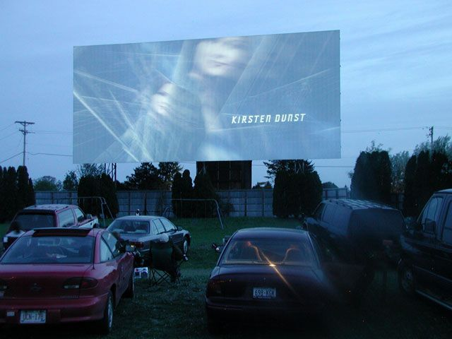 Gemini Drive In Movie Theater, Eau Claire Wisconsin