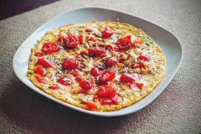 Fit & Fast Kitchen: Omlet a la pizza