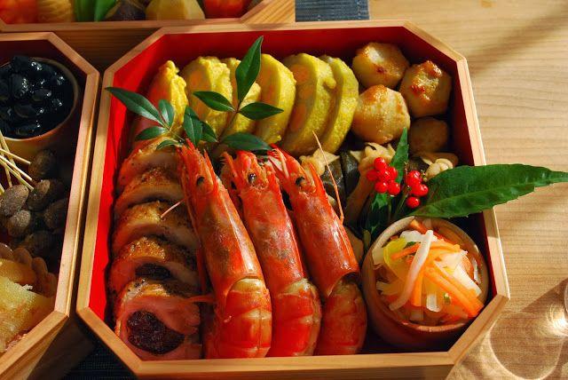 おせち 2014 クッキングルーム401 Foods prepared for New Year's in Japan