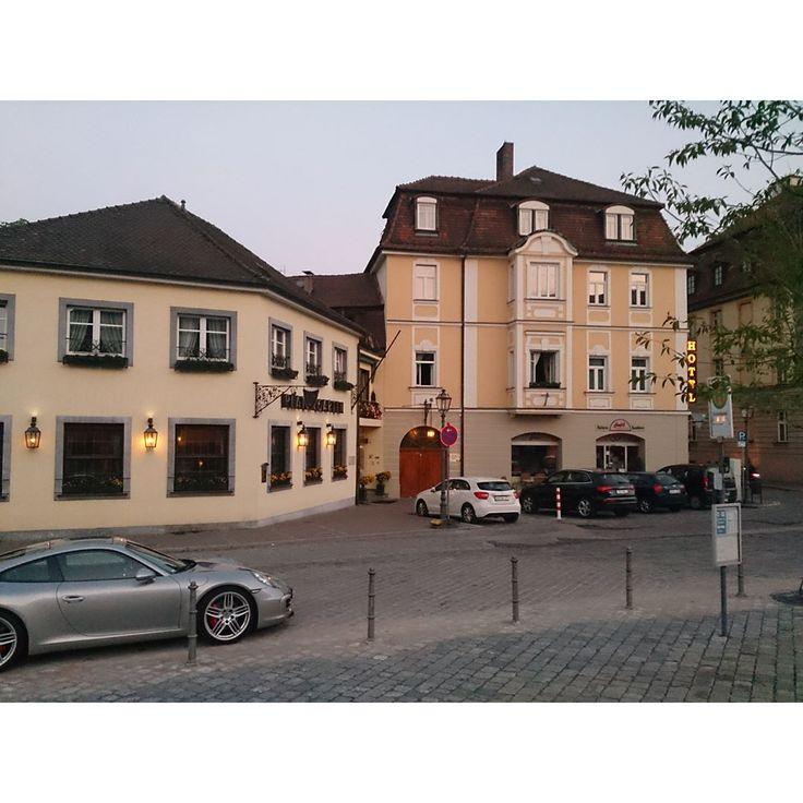 Juni in Ansbach - Hotel Platengarten am Schloss   #hotel #ansbach #hotelplatengarten #residenz