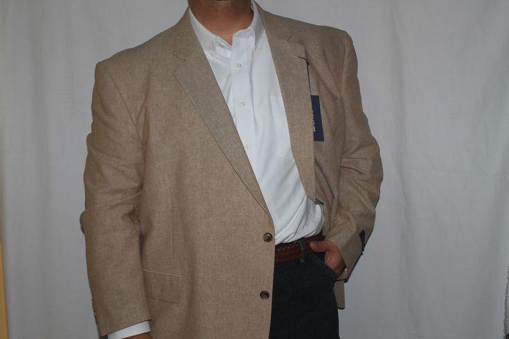 SACOS SPORT (SACOS DEPORTIVOS) STAFFORD SIGNATURE - Big & Tall Panamá | For Men
