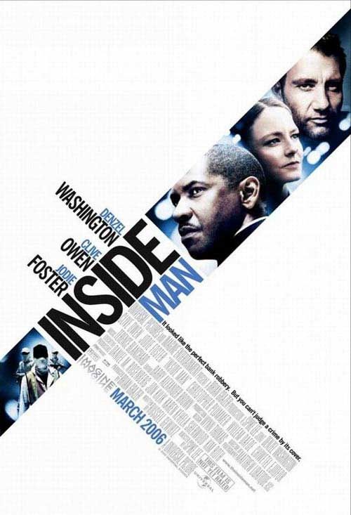 Inside Man (2006): Movie Posters, Fave Movies, Movies Worth, Movies Poster, Fav Movies, Favorit Movies