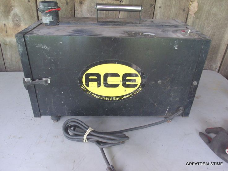 Ace Portable Welding Machine Fume Extractor #TOOLS #ACE
