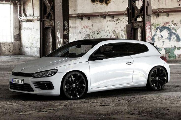 """VW Scirocco R """"Black Style"""": 280 PS starkes Coupé trägt jetzt Schwarz"""