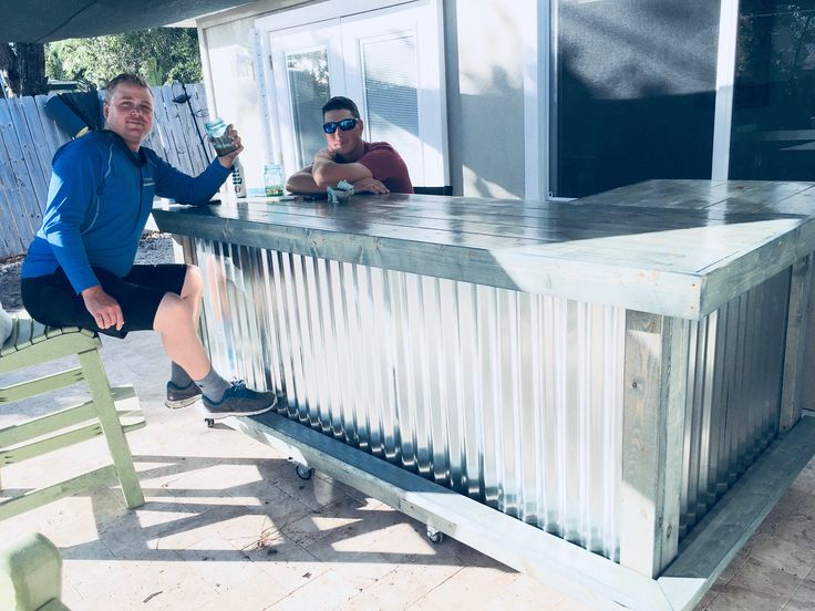 27 best rustic outdoor patio bars images on pinterest outdoor
