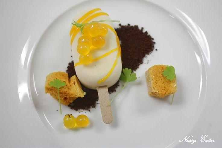 "Anna Polyviou dessert "" Lick "" @ Shangri-La Hotel Sydney"