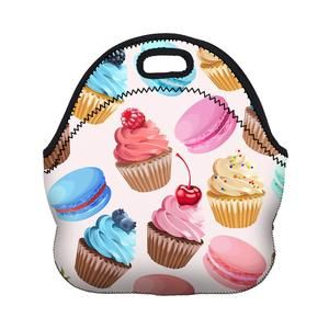 Lunch Bag - Cupcake in Pink