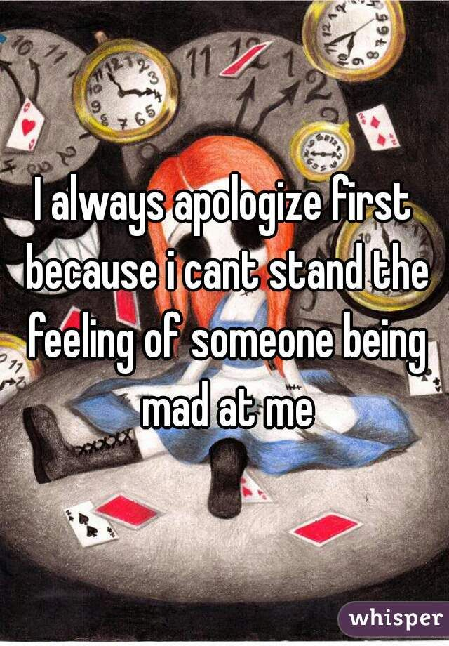 meet all ends apologize