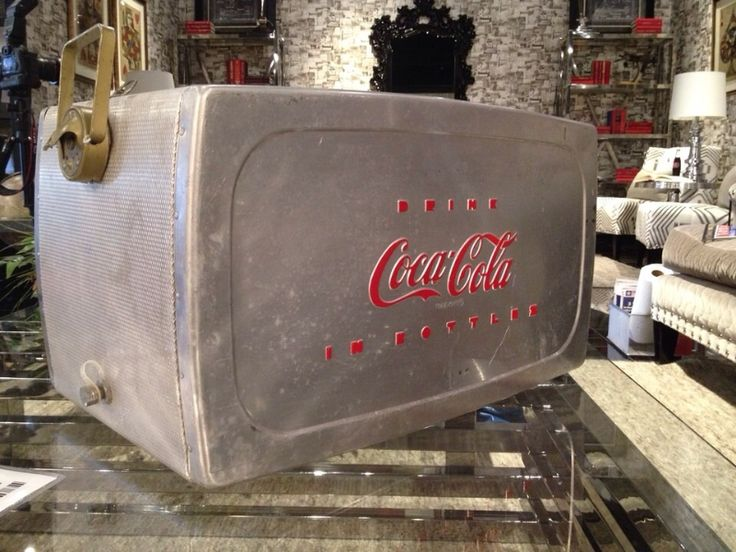 1000 images about coca cola cooler on pinterest sodas for 1 door retro coke cooler