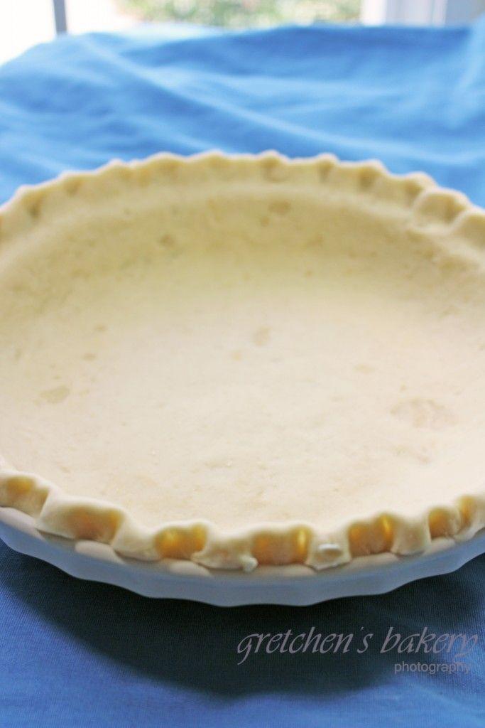 Homemade Pie Shells, great pie dough recipe
