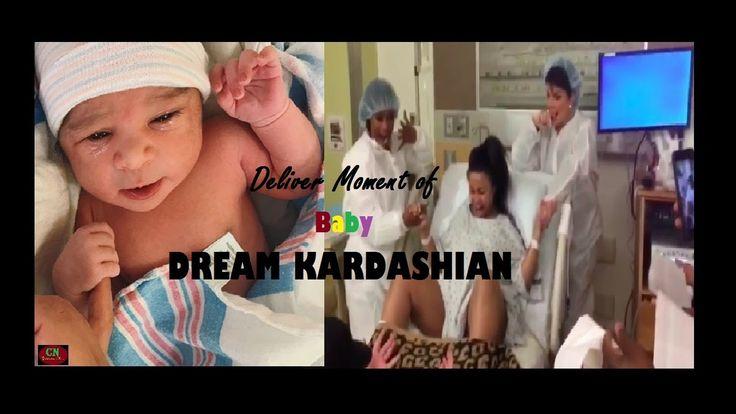 Rob Kardashian & Blac Chyna's Baby Is Here|Blac Chyna & Rob Kardashian D...