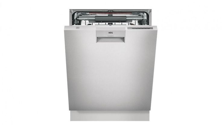 AEG ComfortLift FSS62800P Fullsize Integrated Dishwasher