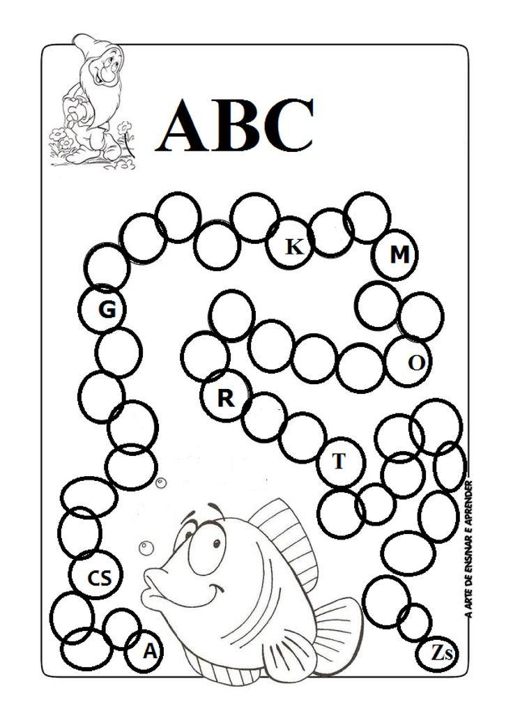 ABC gyakorlása