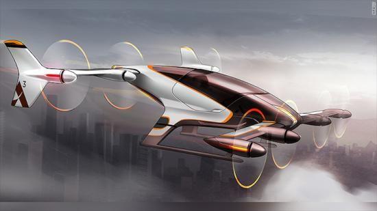 Airbus wil nu ook (vliegende) auto's gaan maken