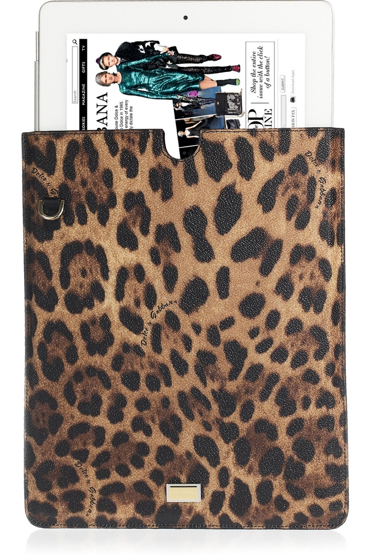iPad case ... Yes Please!  I want