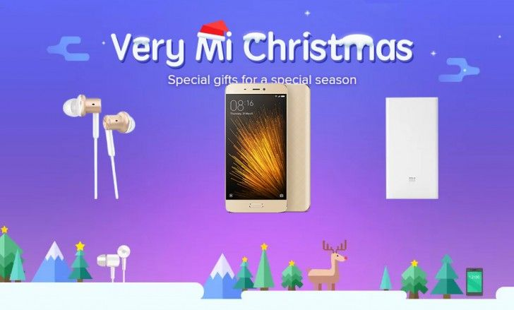 Xiaomi announces Christmas offers for the Indian market