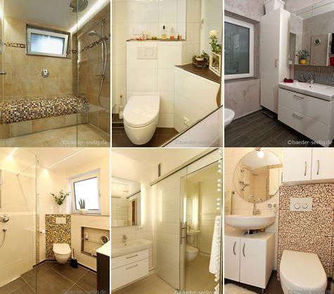 Perfect Badezimmer sanieren modernisieren umbauen