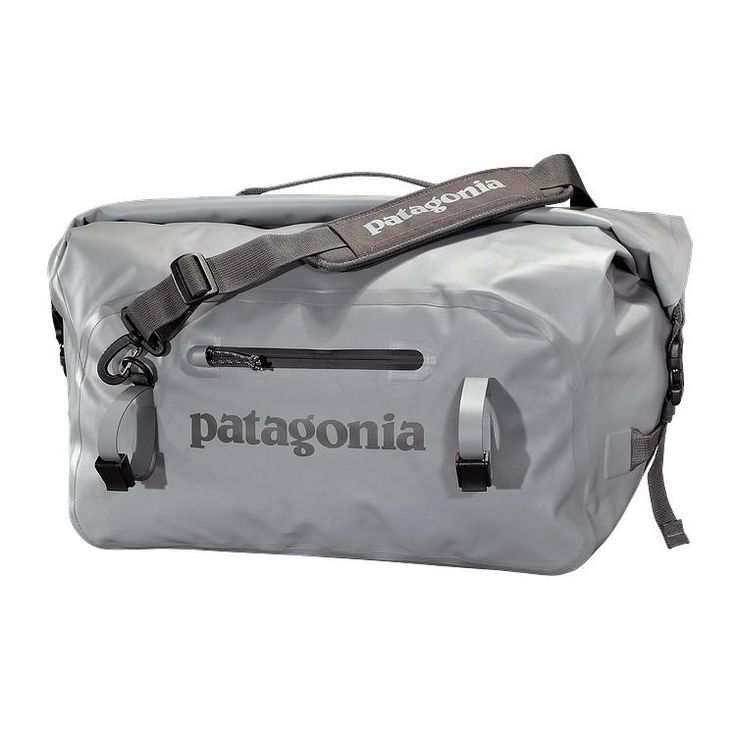 Patagonia Stormfront\u00AE Roll Top Boat Bag 47L - Feather Grey FEA-950