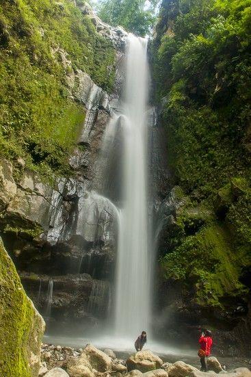 kedung kayang waterfall - Magelang