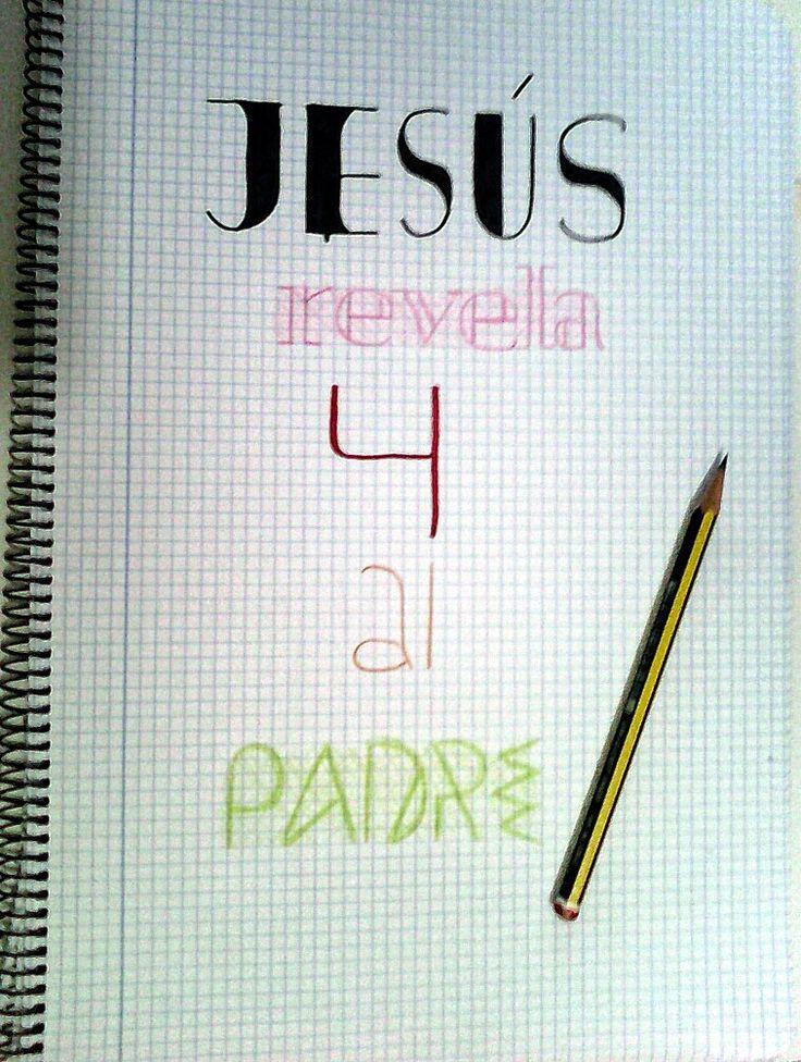 Portada de religión. #experimentando