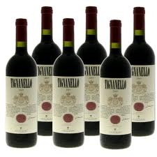 tignanello wine - v. good