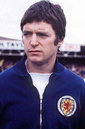 Willie Morgan Scotland 1974