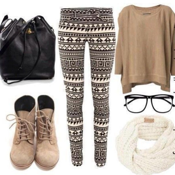 Perfect outfit! ❤ Love it!