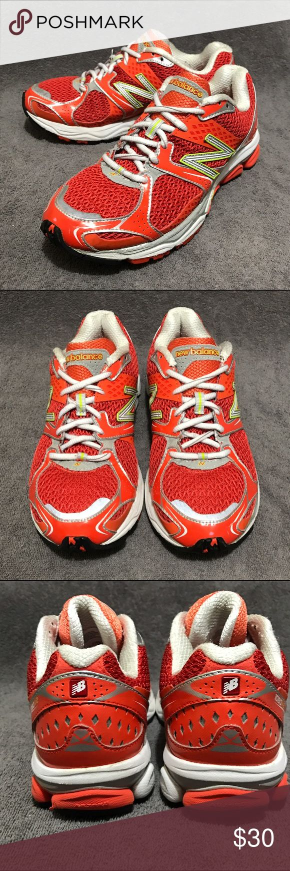 Women's New Balance 1080 v2 Sz 7 Very gently worn and has a ton of  life left! New Balance Shoes Athletic Shoes