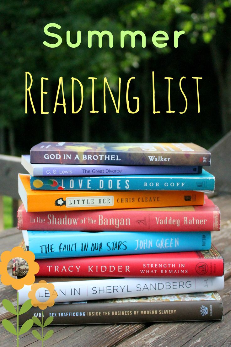 My 2013 Summer Reading List in Review