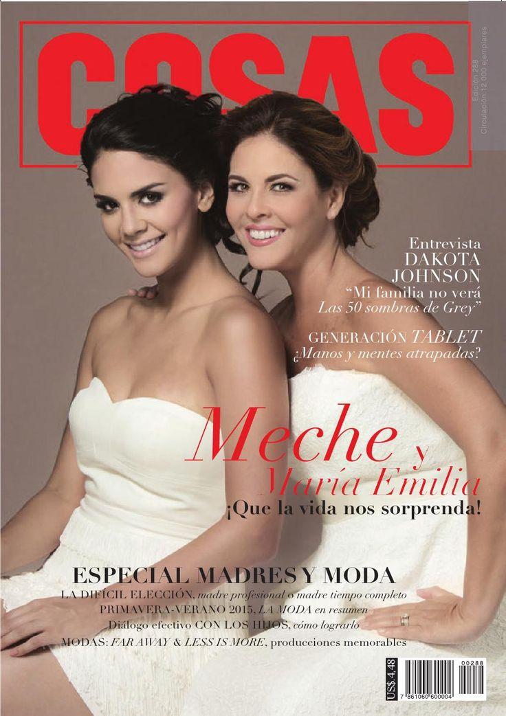ISSUU - Revista Cosas #288 Mayo 2015 by Revista Cosas
