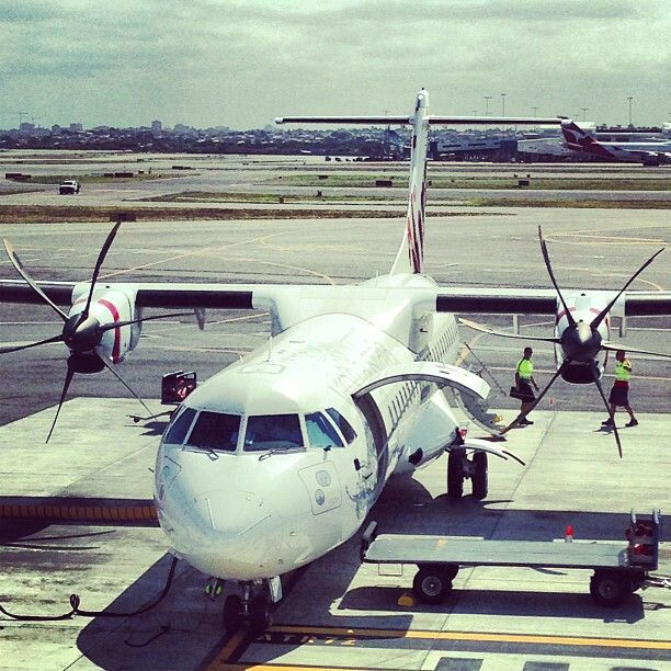 Virgin Australia ATR-72, Sydney Airport @ankas_away