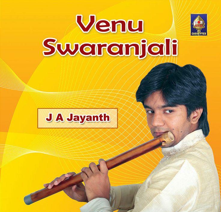 Instumental Flute by J A Jayanth