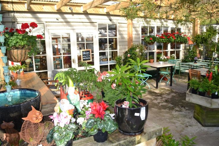McGains Nursery Cafe in Anglesea on the Great Ocean Road, Victoria