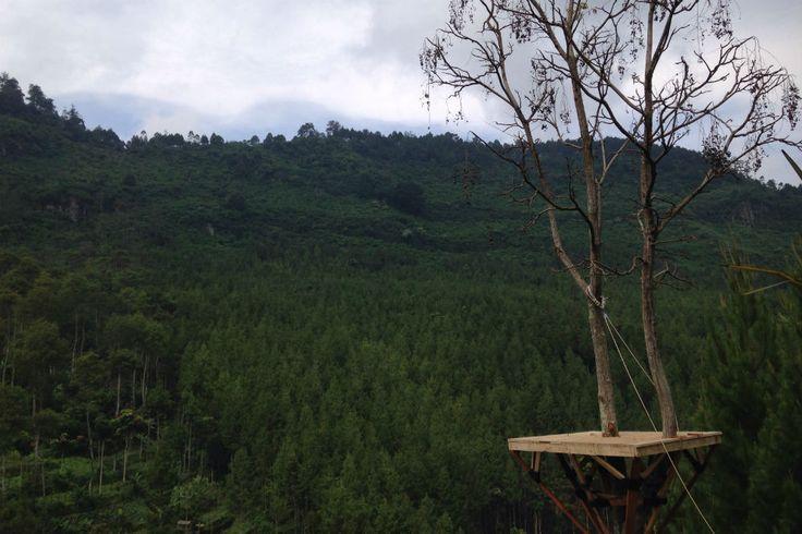 Tempat Wisata Populer di Lembang bandung the lodge