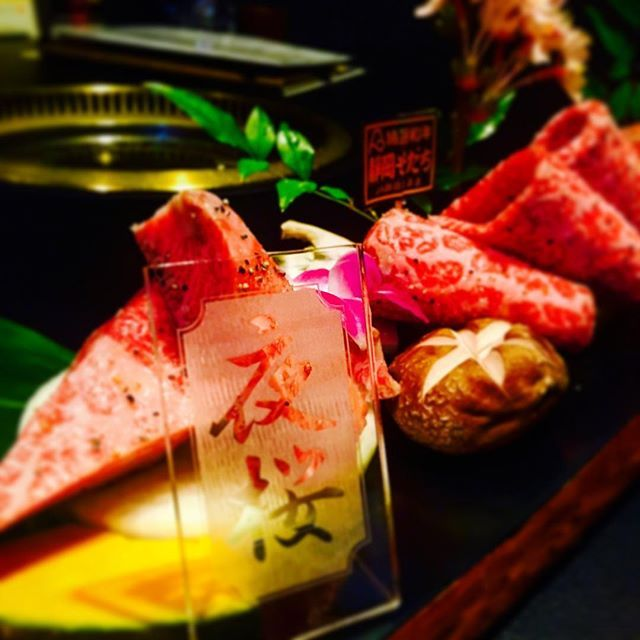 【yozakura29】さんのInstagramをピンしています。 《お盆休みに沢山のご来店ありがとうございます‼️ 全力で肉を喰らいつきに来てください*\(^o^)/* #名古屋焼肉  #焼肉夜桜 #焼肉 #桜 #肉食女子 #肉食系 #筋肉 #全力 #オリンピック #金メダル #夏休み #お盆 #シャトーブリアン #ヒレ #summer #バーベキュー #bbq #デザイン #海 #cheek #ありがとう》