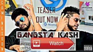 GANGSTA KASH Teaser Feat Rfa Faheem Altaf Faisal Macroo Macstar Hip Hop Kashmir  Presenting HipHop Kashmiri's Latest Song's Teaser Of 17 GANGSTA KASH Produced By RFA x MAC And Directed By Rfa Fahe
