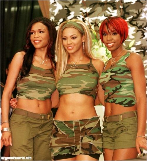 Destiny's Child Survivor Signing Session, Houston 5/4/01