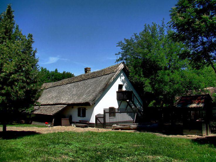 2013.06. Hungary, Hódmezővásárhely, Country House (farmhouse), from 18th century__Tájház (parasztház) a 18. századból__photo by Peter Farsang_©fapeter