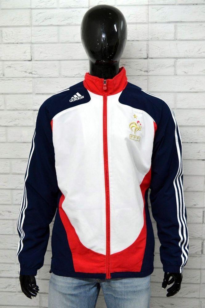 felpa adidas giacca