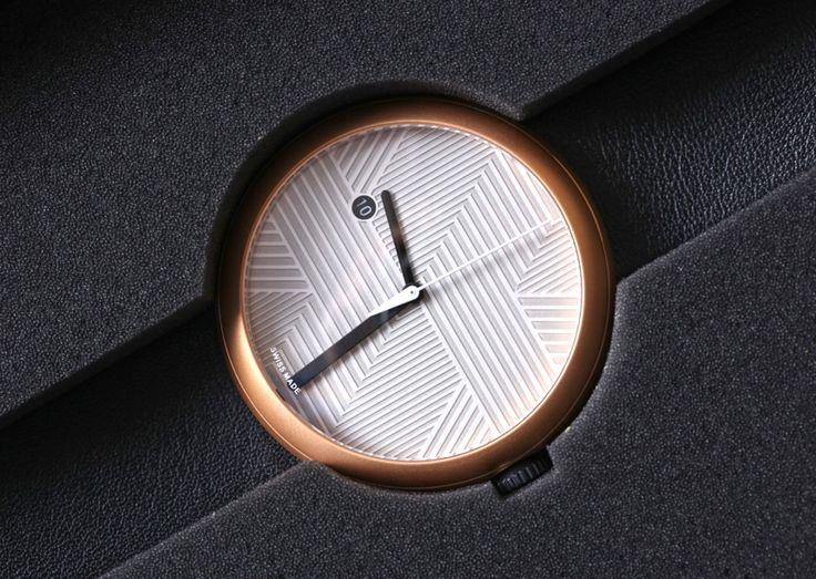 Objest makes what you would call a high-end art watch. Check out our review of the Objest Customized Automatic.