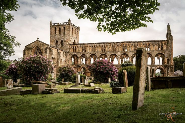 Abbey of Jedburgh Scotland